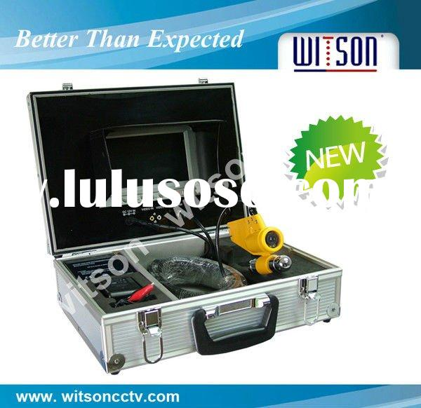 WITSON Underwater fish finder video camera, underwater fishing camera with 20m cable