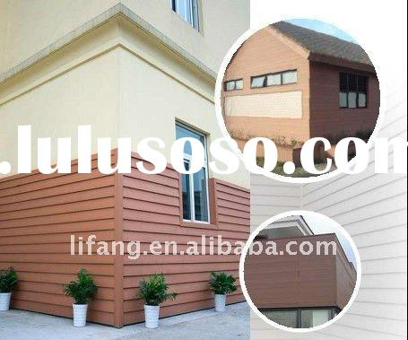 WPC/Wood plastic composite decking,Wall Panel