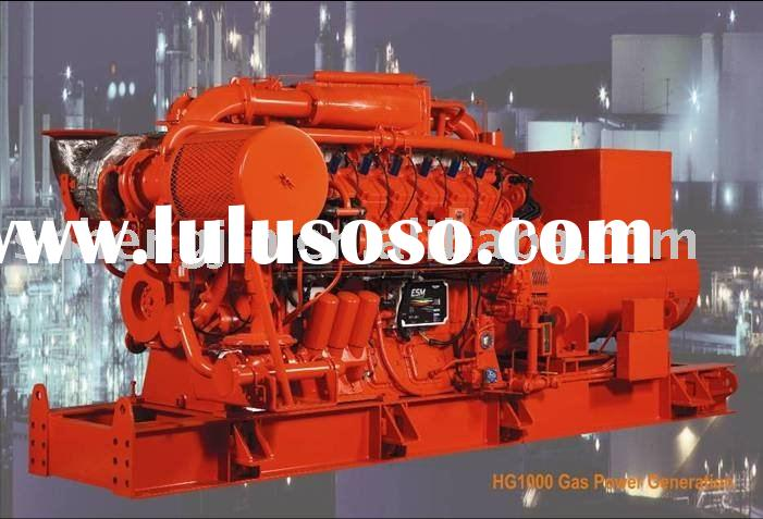 Waukesha engine Natural Gas Generator Set