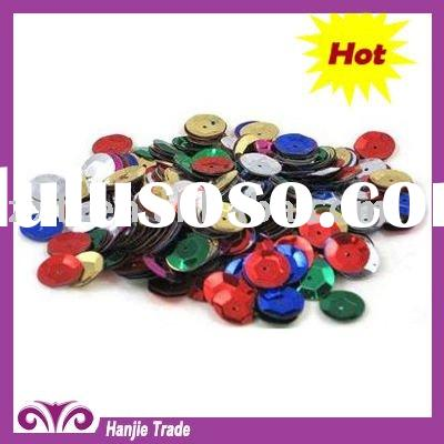 Wholesale Loose Sequin in Cup Shape in Bulk