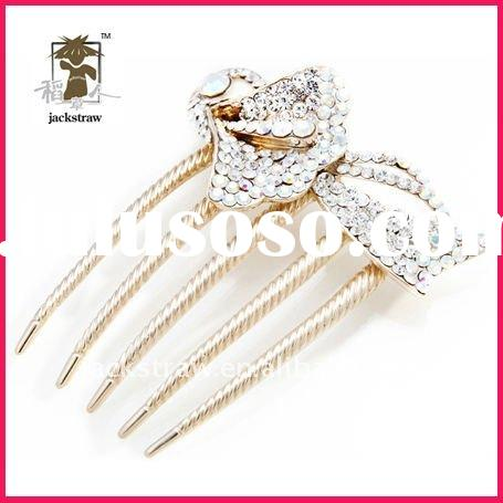 Wholesale elegant hair accessories for women factory price 25XG01