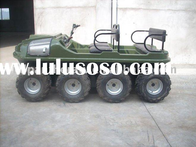 Wild Panther 8x8 Amphibious cool sports atv