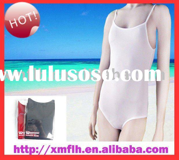 Women Bathing Suit FLH-BS03-WH