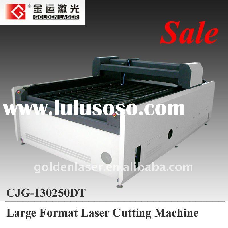 Wood Acrylic Architectural Model Laser Cutting Machine