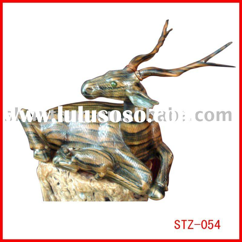 Wood carving furniture,craft figurine