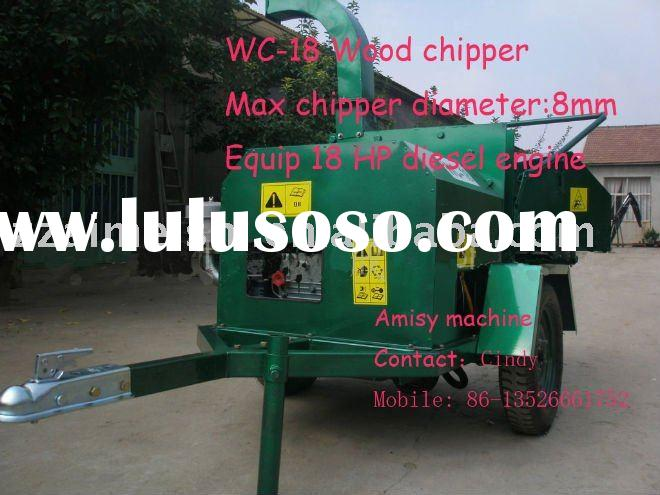 Wood chipper,Wood chipper Shredder