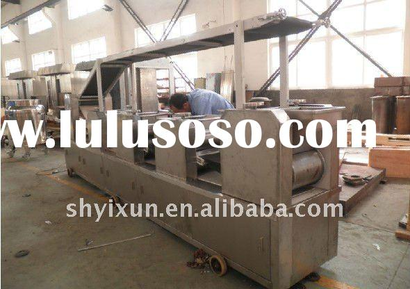 YX300/480/600/800/1200 Automatic Baking Oven for Biscuit Production Line/food machinery/cake equipme