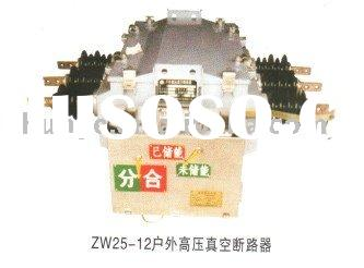 ZW25(G)-12 Outdoors High-voltage Vacuum Circuit Breakers
