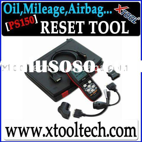 [XTOOL] PS150 Professional Oil Reset Tool/Airbag /Auto Scanner/Professional car tool in stock
