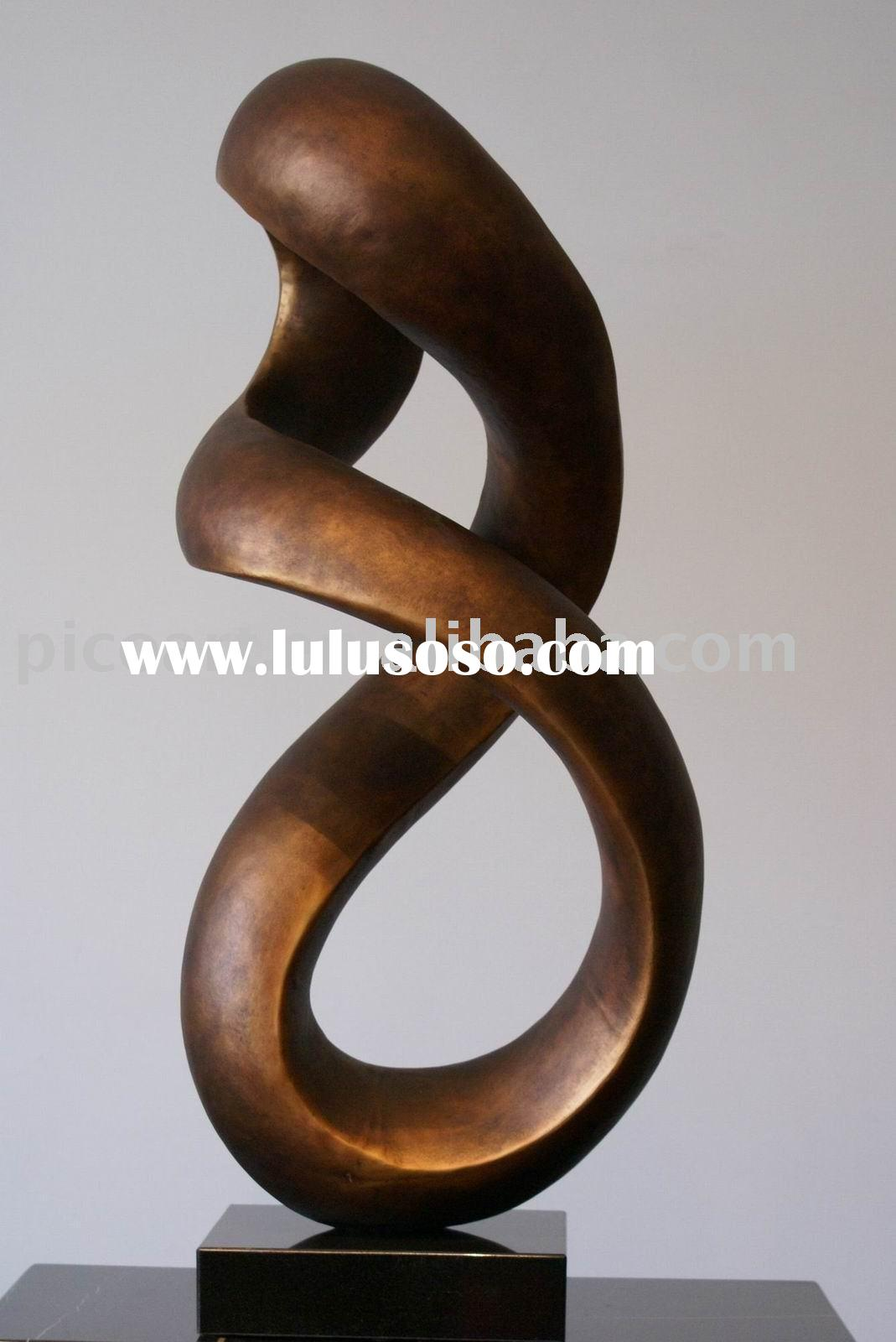 abstract design carving and sculpture