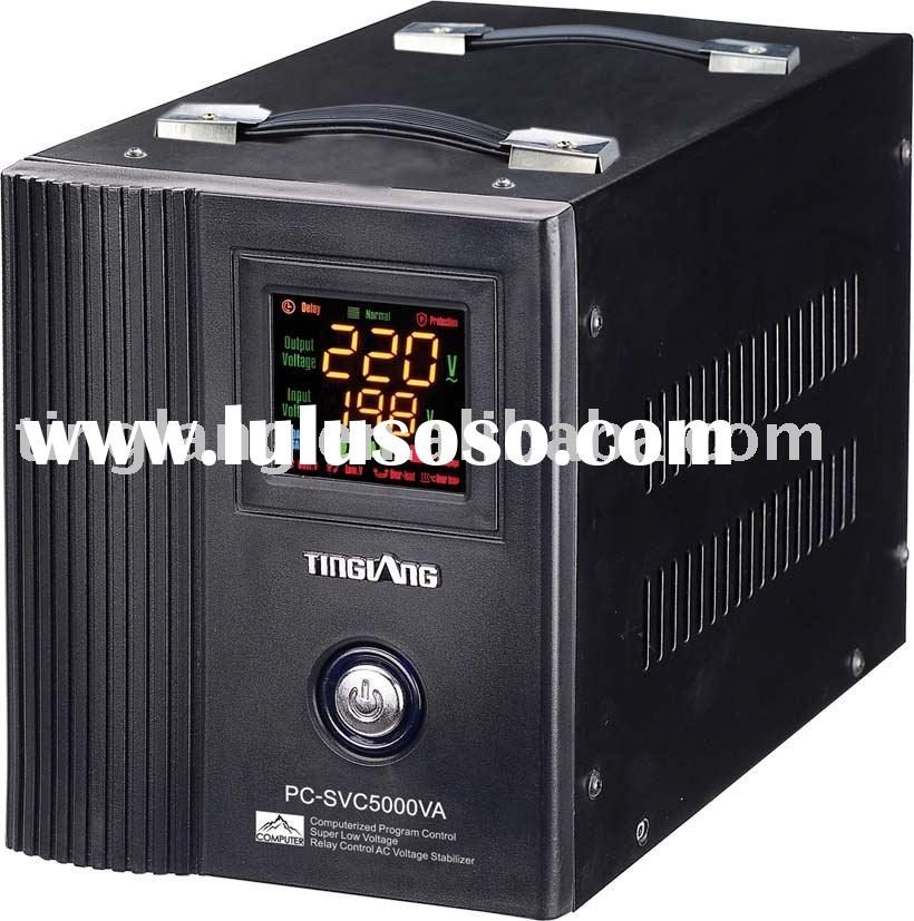 ac voltage regulator/voltage stabilizer/SVC