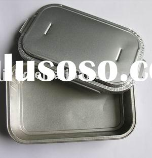aluminium foil casserole(airline casserole,disposable casserole)