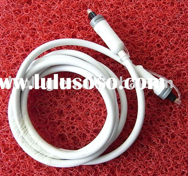 anti-interference, high-definition, PVC plastic optical fiber cable, TOSLINK cable, dc cable connect