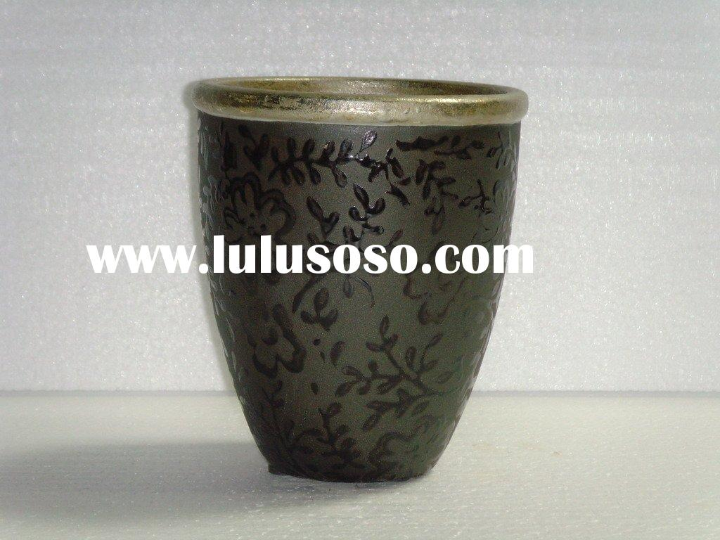 antique ceramic flower pots decoration pots for home decor