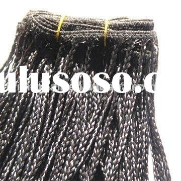 artificial hair, kinky twists hair, weaving hair, hair weave, for track and braid