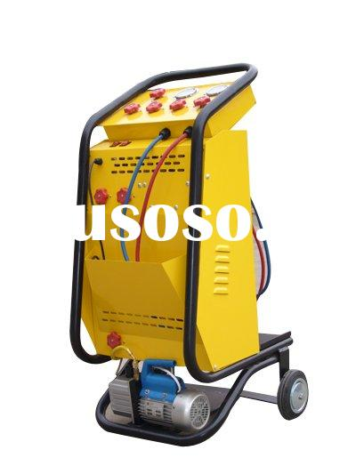 auto refrigerant recovery& recycling Machine (LM-3 Model,Auto repair Equipment, refrigerant char