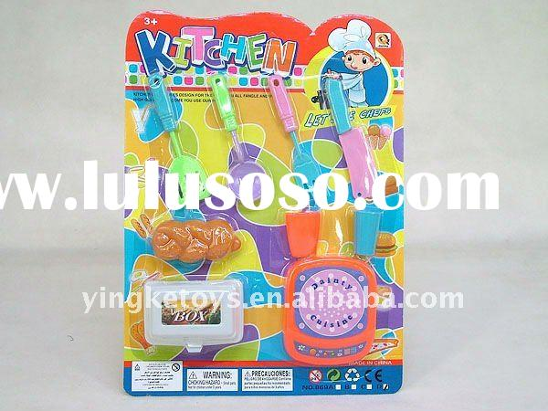 baby cooking toy kitchen play set