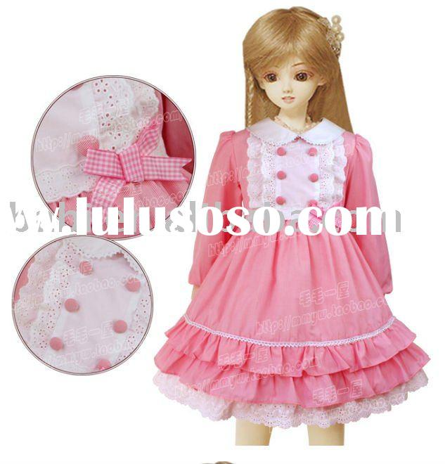 baby dress fashion dress for the spring