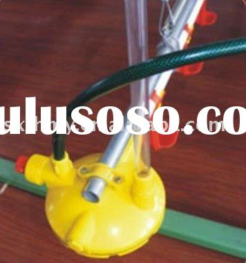 back flush water pressure regulator for poultry