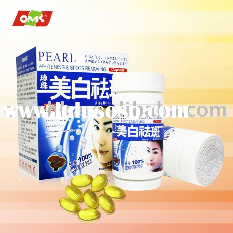 beauty product Pearl Whitening and Spots Removing