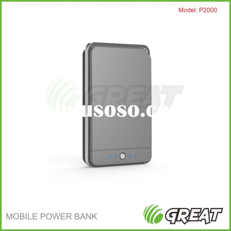 best mini portable mobile phone battery charger