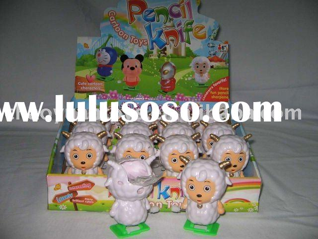 best selling small plastic containers with lids/pull line candy sheep OT6358089-1