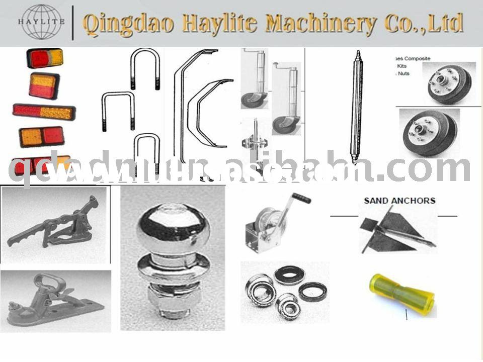 boat trailer spare parts
