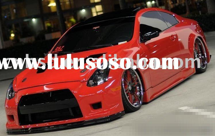 bodykit for the Infiniti G35 of the GTR style of the Front bumper