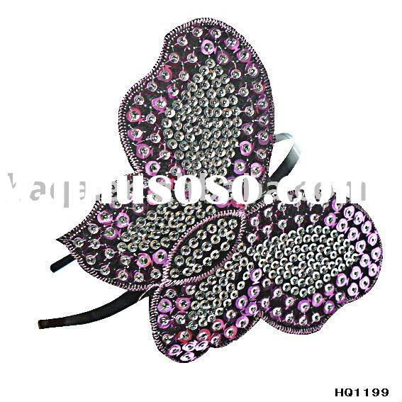 butterfly hair accessories fashion diamond headband