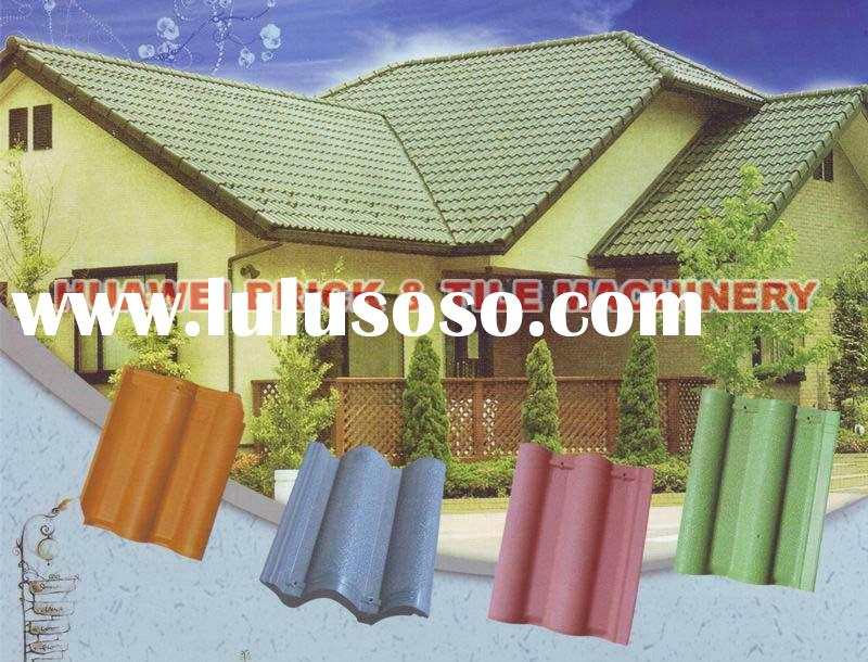 cement roof tile machine for sale in good price!