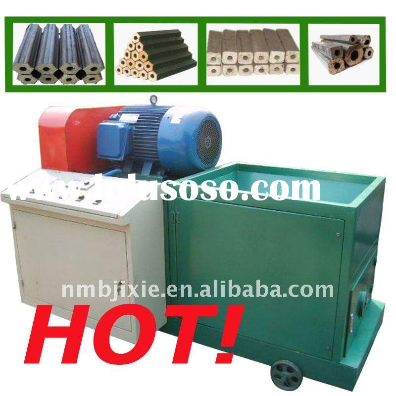 charcoal briquettes machine china exporter (wood machine (for sawdust/wood chips/timber stick/straw/