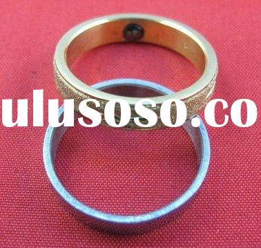 cheap wholesale gold wedding finger rings
