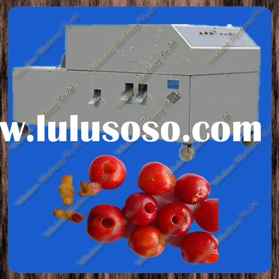 cherry pitter/fruit processing machine/fruit pitter