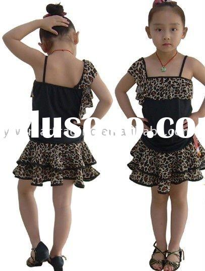 children dance costume/ children dance wear/kids dance wear