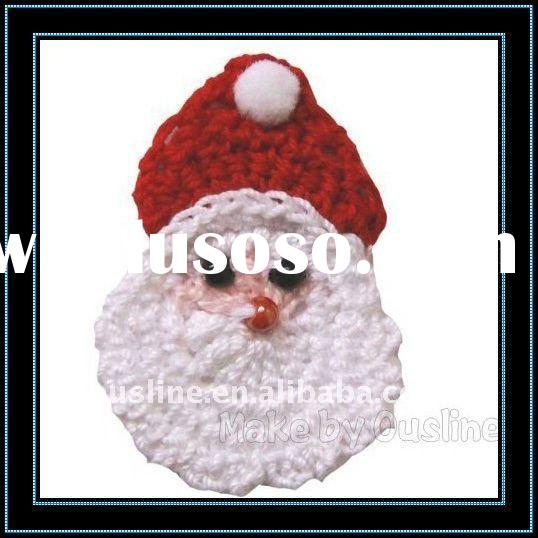 Santa Pillow Crochet Along – Finished Pattern!!!