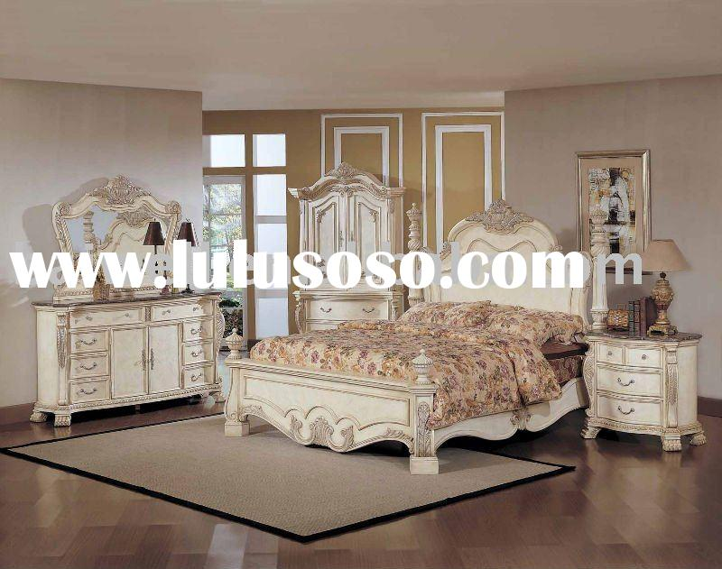 Antique white bedroom furniture antique white bedroom - White vintage bedroom furniture sets ...