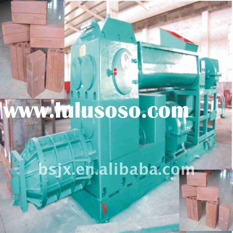 clay bricks/making bricks and tiles/ JKY 60/60-40 Brick machine