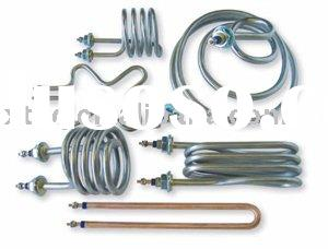 coil tubular electric heating element