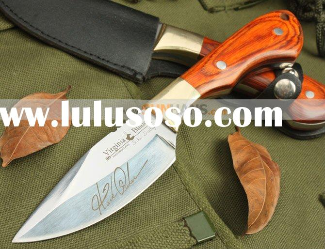 collectible Browning wilderness survival knife hunting knife (north American tradition Duke Dudley m