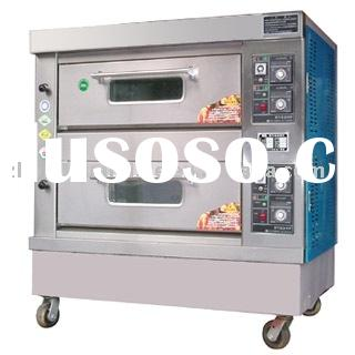 commerical two-deck gas oven (YXY-F60)