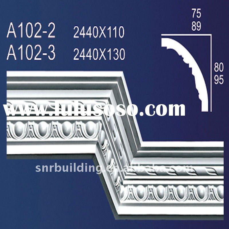 decorative gypsum cornice moulding