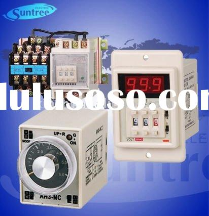 digital omron timer relay