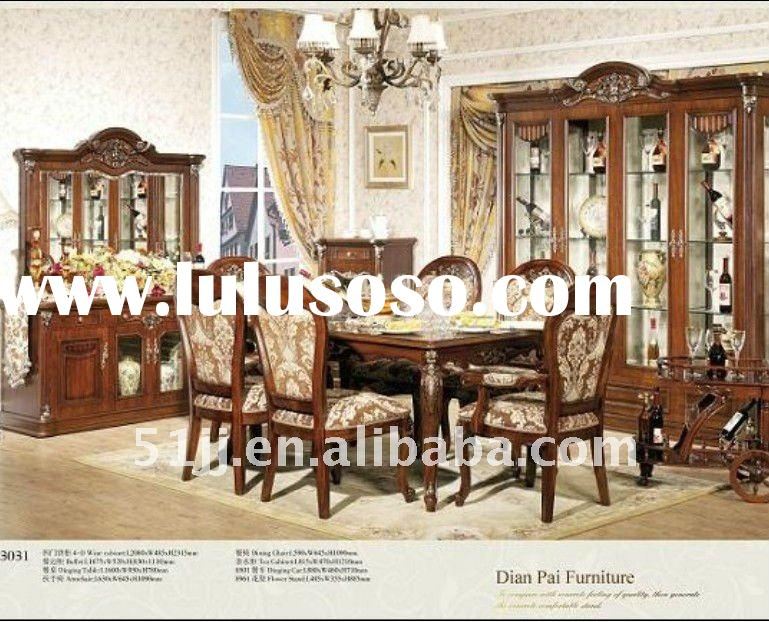 Classic Dining Rooms Furniture | House Design
