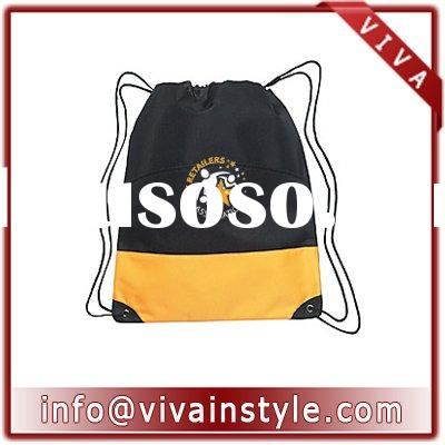 drawstring backpack,drawstring pouch,advertising bag