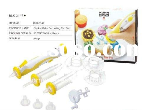 electric cake decoration pen