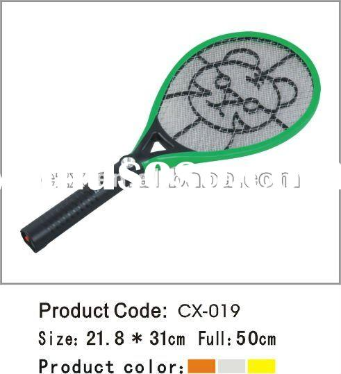 how to make mosquito racket