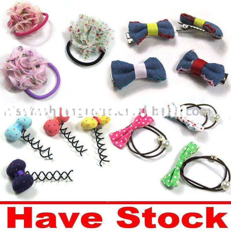 fashion wholesale hair accessories have stock