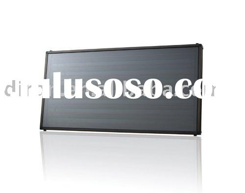 flat solar thermal panel collector