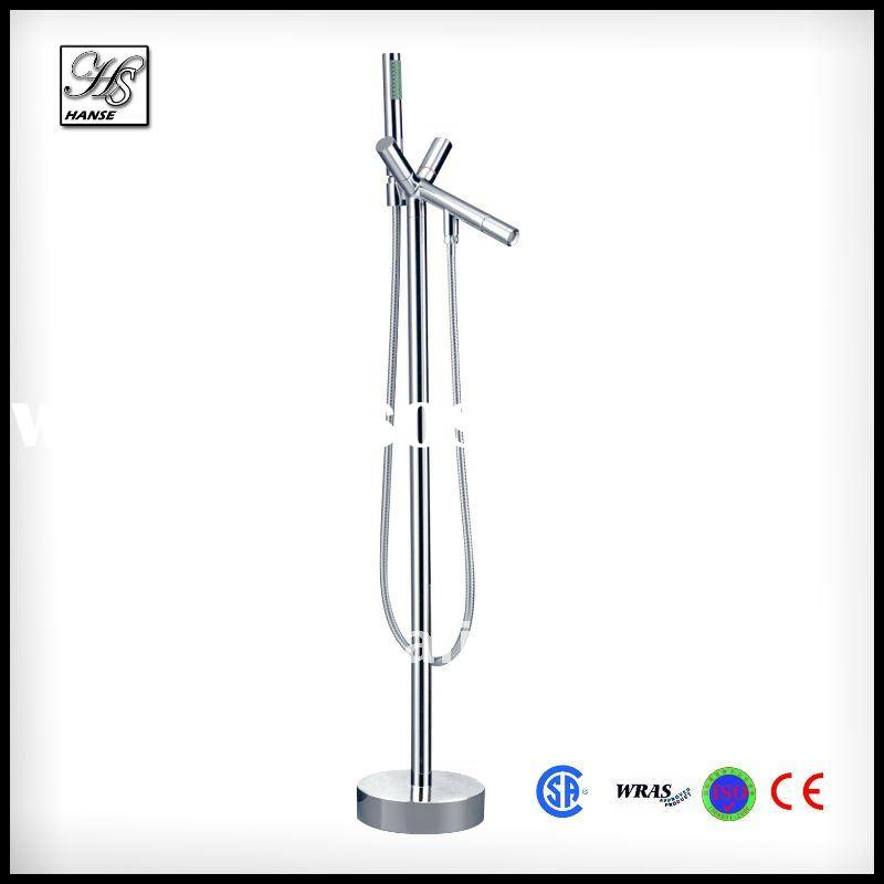 floor mounted bath shower mixer HS-3026