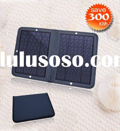 folding solar panel battery charger